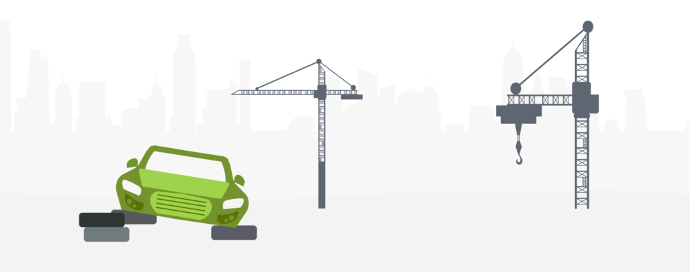 collection of scrap cars in Bridgend